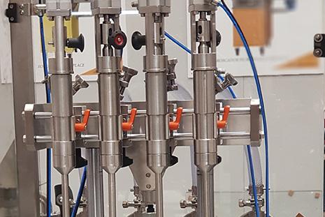 Las Máquinas ATEX Y El Envasado De Líquidos Inflamables
