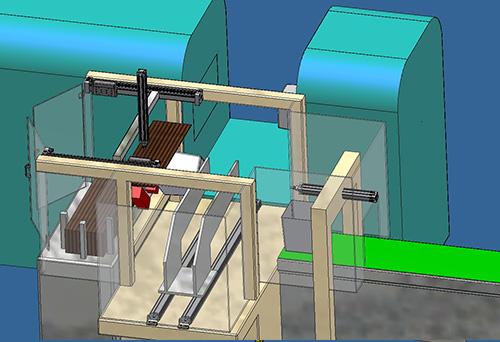 Fabrico e construção de maquinaria especifica
