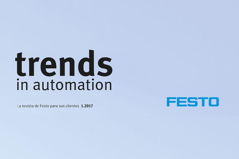 """FESTO """"Trends In Automation"""" Habla De MP Systems"""