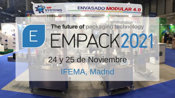 Empack Madrid 2021, Un Año Para El Futuro Del Envasado